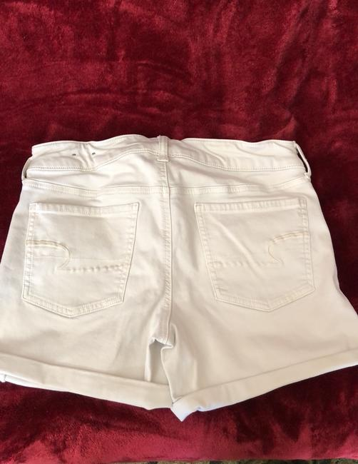 American Eagle Outfitters Cuffed Shorts beige Image 1
