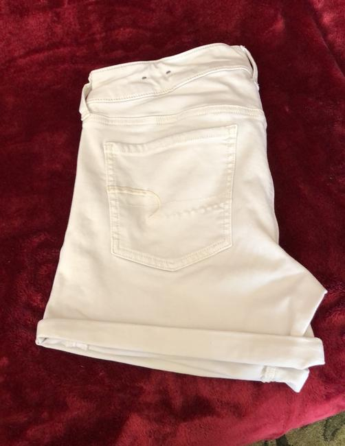 American Eagle Outfitters Cuffed Shorts beige Image 6