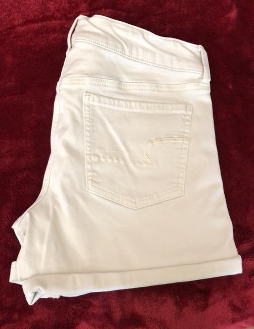 American Eagle Outfitters Cuffed Shorts beige Image 7
