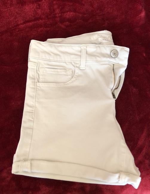 American Eagle Outfitters Cuffed Shorts beige Image 8
