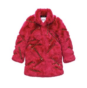 MOSCHINO [tv] H&M Fur Coat