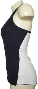 ATHLETA TWO TONED RACER BACK TANK TOP ATHLETIC