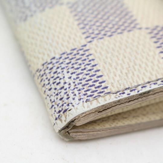 Louis Vuitton Louis Vuitton Portefeuille Sarah Damier Azur Long Wallet 11349 Image 3