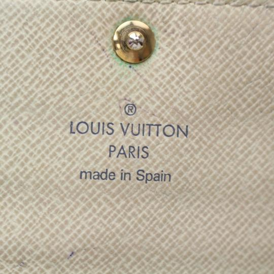 Louis Vuitton Louis Vuitton Portefeuille Sarah Damier Azur Long Wallet 11349 Image 6