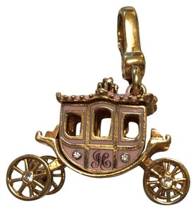 Juicy Couture princess carriage charm