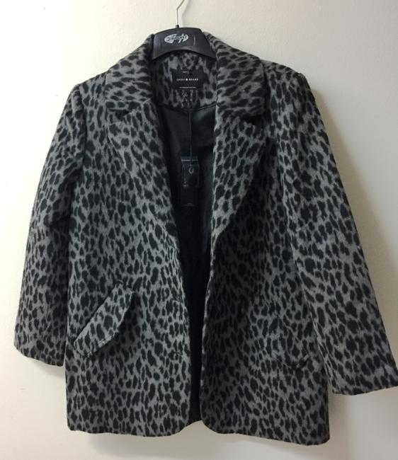 Lucky Brand Winter Faux Fur Coat Image 1