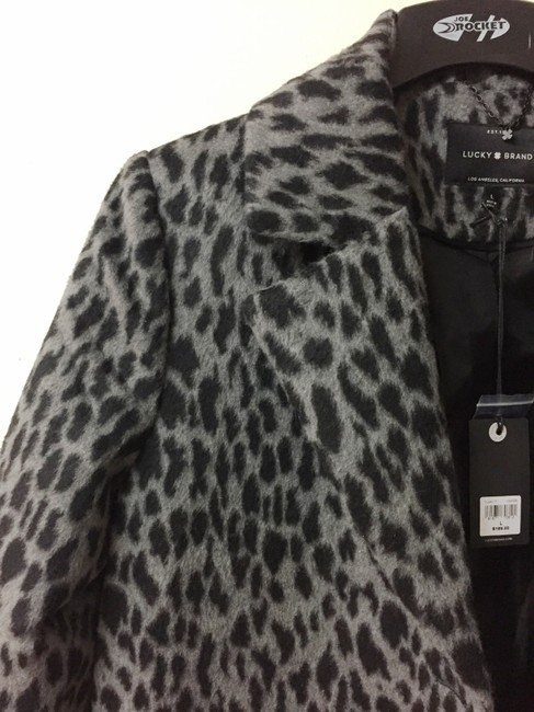 Lucky Brand Winter Faux Fur Coat Image 4