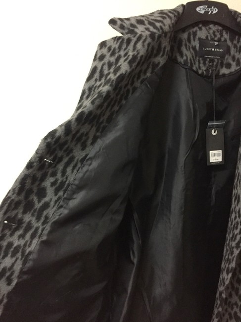 Lucky Brand Winter Faux Fur Coat Image 5