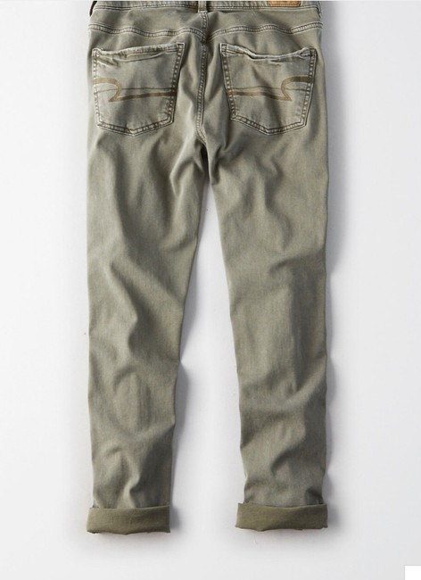 American Eagle Outfitters Relaxed Fit Jeans Image 2