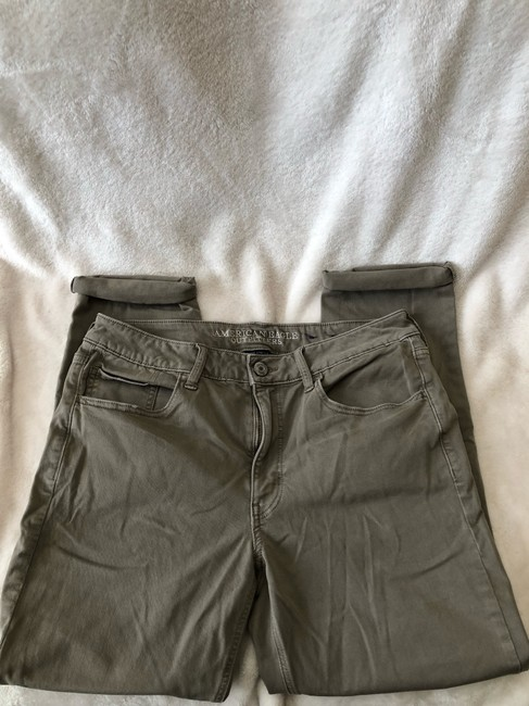American Eagle Outfitters Relaxed Fit Jeans Image 3