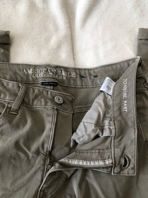 American Eagle Outfitters Relaxed Fit Jeans Image 6