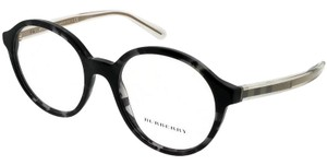 Burberry BE2254-3533-51 Eyeglasses Size 51mm-140mm-140mm Grey Havana