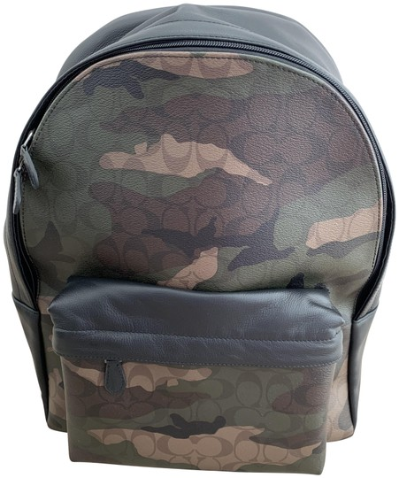 Preload https://img-static.tradesy.com/item/26174425/coach-charles-men-with-camo-print-f31557-msrp-multicolor-coated-canvas-backpack-0-3-540-540.jpg