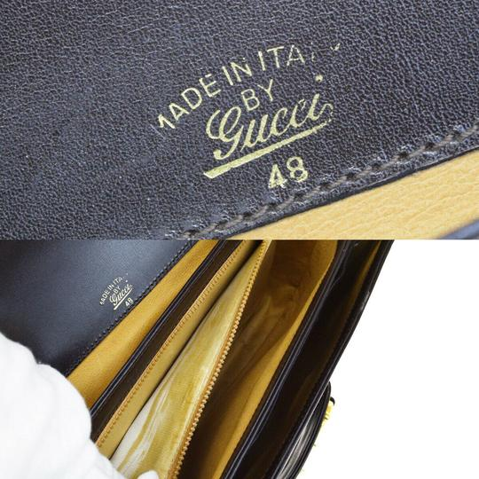 Gucci Made In Italy Shoulder Bag Image 9