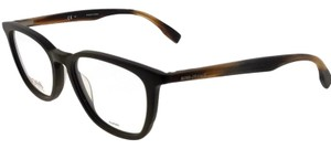 Hugo Boss BO0302-BU0-50 Eyeglasses Size 50mm-145mm-17mm Blue