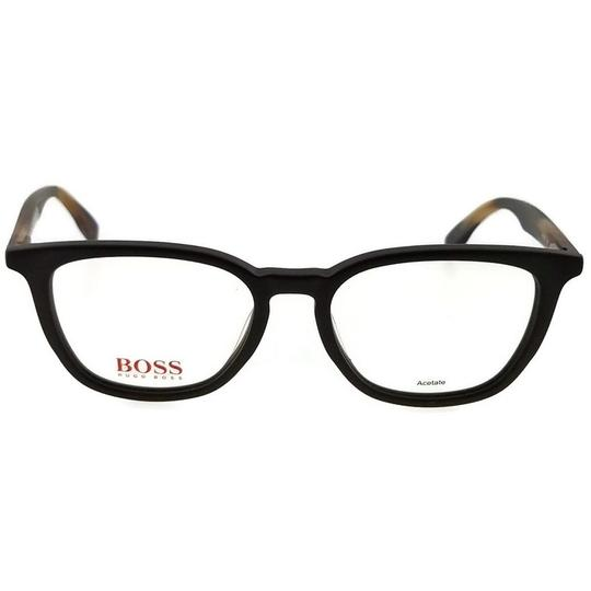 Hugo Boss BO0302-BU0-50 Eyeglasses Size 50mm-145mm-17mm Blue Image 1
