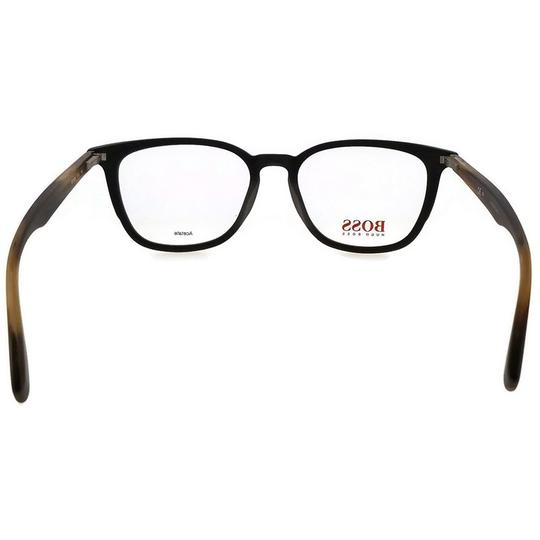 Hugo Boss BO0302-BU0-50 Eyeglasses Size 50mm-145mm-17mm Blue Image 3
