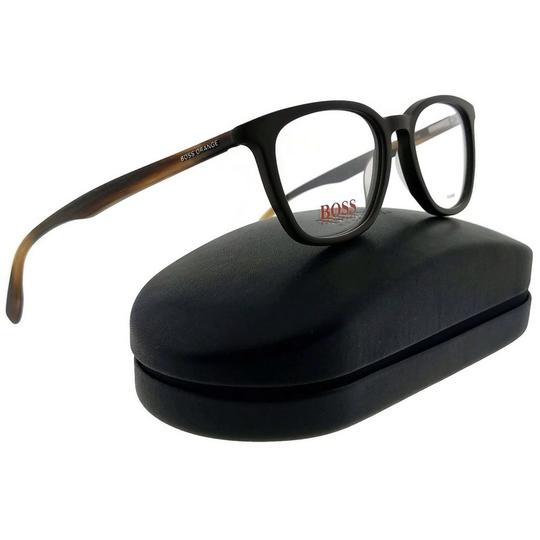 Hugo Boss BO0302-BU0-50 Eyeglasses Size 50mm-145mm-17mm Blue Image 4
