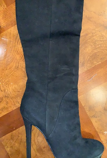 Brian Atwood black Boots Image 10