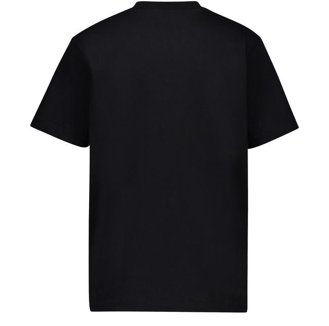 Gucci Tennis Embroidery Tennis Tennis T Shirt Black Image 3