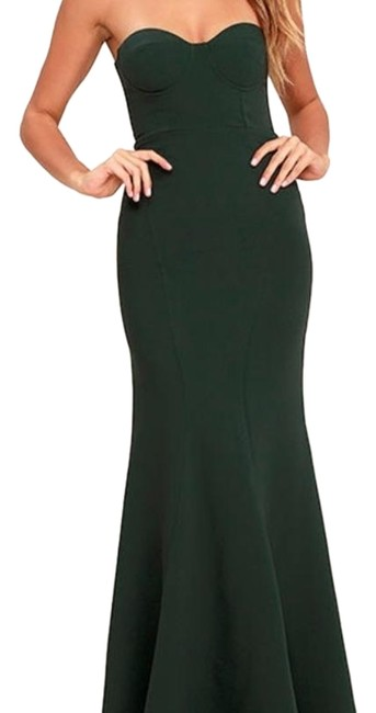 Preload https://img-static.tradesy.com/item/26174721/lulus-green-for-infinity-forest-strapless-maxi-long-formal-dress-size-12-l-0-2-650-650.jpg