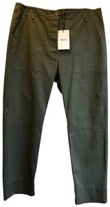 Theory Cargo Pants green