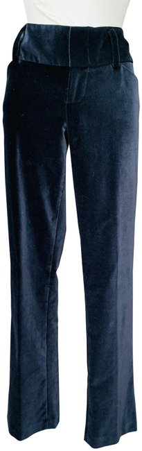 Item - Black Velvet Pants Size 12 (L, 32, 33)