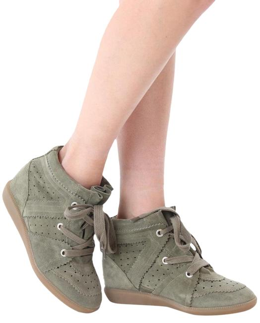 Item - Taupe Bobby Sneakers Boots/Booties Size EU 37 (Approx. US 7) Regular (M, B)