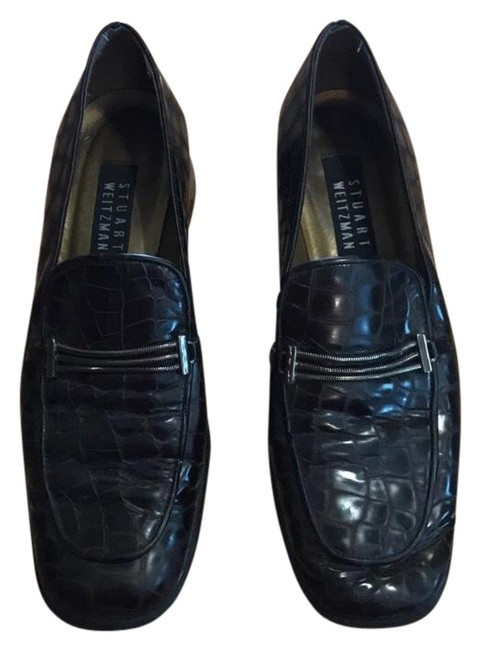 Item - Croc Style Loafers Flats Size US 8.5 Regular (M, B)