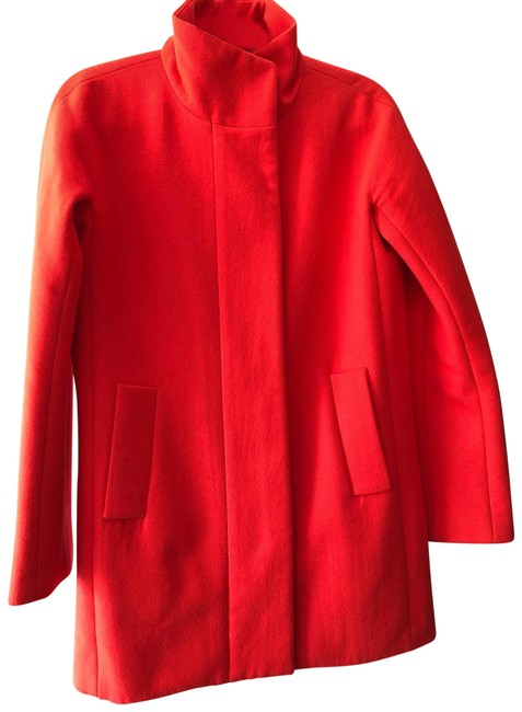 Item - Orange Coat Size 0 (XS)