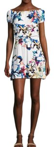 Rachel Pally short dress White Floral Off The Shoulder Kate Spade Lilly Pulitzer Vacation on Tradesy