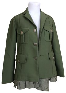 Marc Jacobs Army Green Jacket