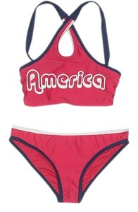 California Waves America Two Piece Bikini