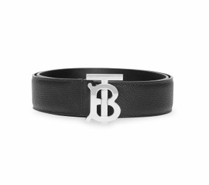 Burberry Burberry Leather man belt