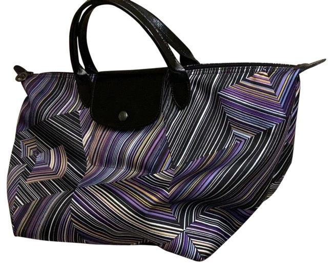 Item - Multi Color Nylon Tote