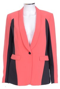 Rag & Bone & Gray Colorblock Jefferson Jacket Blazer