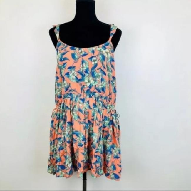 Free People short dress Orange Blue on Tradesy Image 1