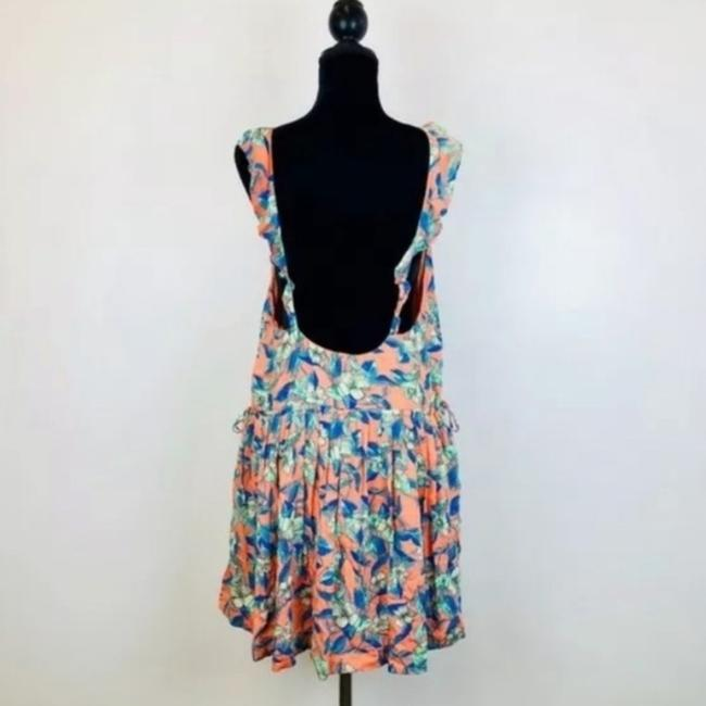 Free People short dress Orange Blue on Tradesy Image 3