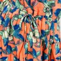 Free People short dress Orange Blue on Tradesy Image 4
