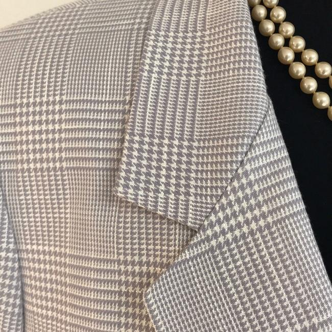 Alfred Dunner Lilac Blazer Image 1