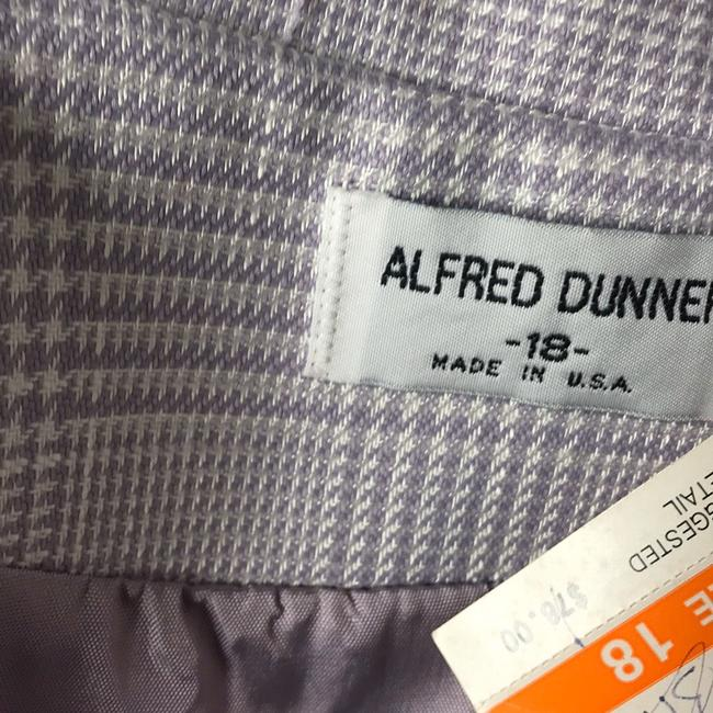 Alfred Dunner Lilac Blazer Image 2