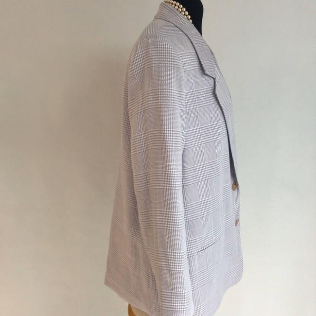 Alfred Dunner Lilac Blazer Image 5