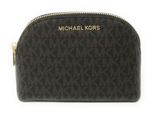 Michael Kors Michael Kors Jet Set Travel Large Travel Pouch Cosmetic Makeup Bag