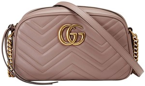 Gucci Gg Marmont Gg Marmont Small Gg Marmont Matelasse Marmont Shoulder Bag