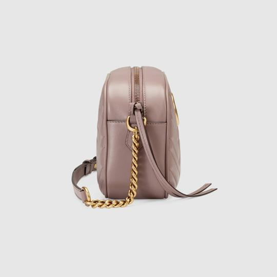 Gucci Gg Marmont Gg Marmont Small Gg Marmont Matelasse Marmont Shoulder Bag Image 2