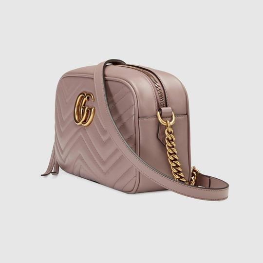 Gucci Gg Marmont Gg Marmont Small Gg Marmont Matelasse Marmont Shoulder Bag Image 3