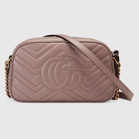 Gucci Gg Marmont Gg Marmont Small Gg Marmont Matelasse Marmont Shoulder Bag Image 4