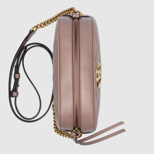 Gucci Gg Marmont Gg Marmont Small Gg Marmont Matelasse Marmont Shoulder Bag Image 6