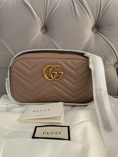 Gucci Gg Marmont Gg Marmont Small Gg Marmont Matelasse Marmont Shoulder Bag Image 7