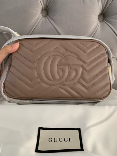 Gucci Gg Marmont Gg Marmont Small Gg Marmont Matelasse Marmont Shoulder Bag Image 9